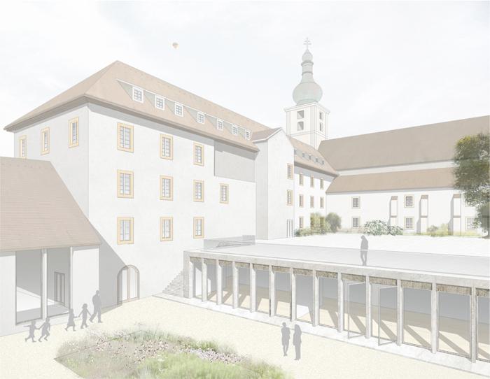 Projekt Kloster Weißenohe