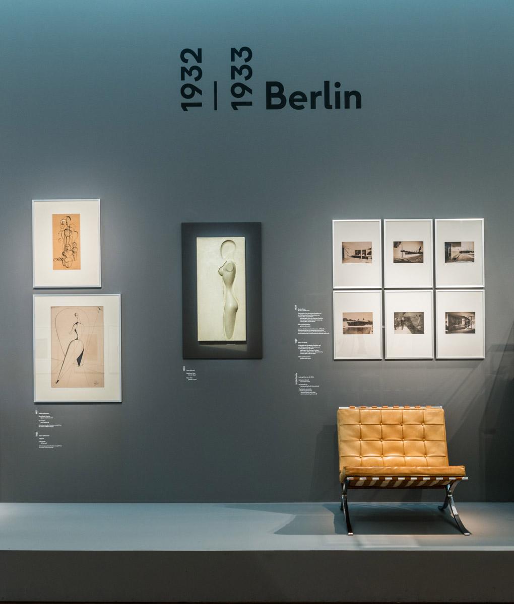 Bauhaus Archiv Museum Für Gestaltung Baumhauer Architekten